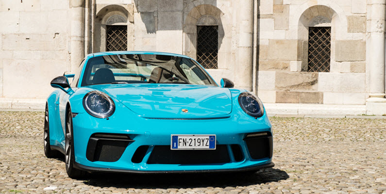 What is the Function of the IMS Bearing in a Porsche?